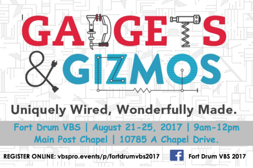 Fort Drum VBS GADGETS & GIZMOS :: VBS Pro :: Group Publishing