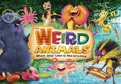 Weird Animals Vbs 9